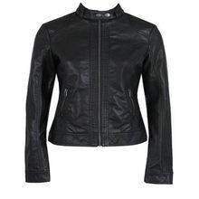 2020 Fashion New Women's Jacket European Fashion Leather Jacket Pimkie Cleaning Single PU Leather Motorcycle Temale Women's Leat