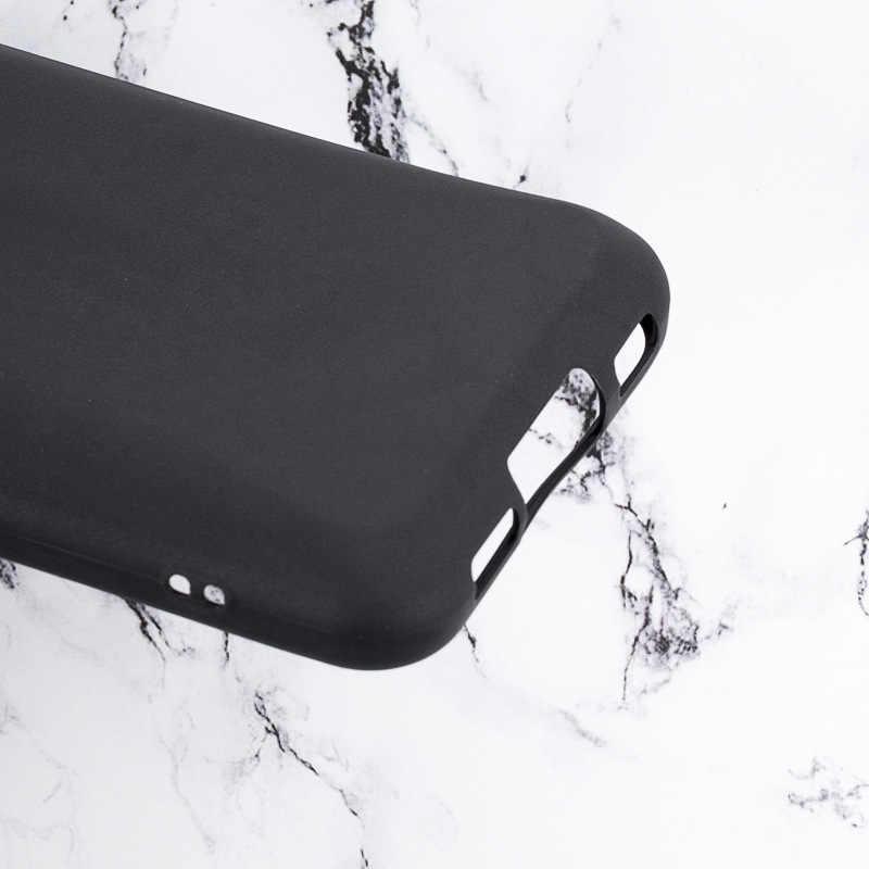 """Blackview BV5500 Pro funda de silicona suave TPU mate Pudding Negro teléfono Protector Shell para Blackview BV 5500 Capa Coque 5,5"""""""