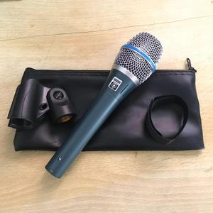 Image 5 - Cardioid Legendary Dynamic Vocal Karaok Handheld Wired Microphone SM58 SM58LC 58SK SM57 BETA58 BETA58SK BETA58LC BETA57 BETA87
