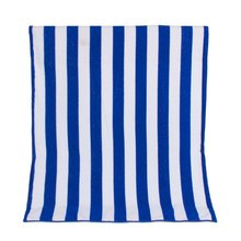 Quick-Drying Absorbent Beach Towel Seaside Outdoor Double-Sided Striped Beach Towel Microfiber Beach Towel 5pcs lot 25 25cmbaby face towel microfiber absorbent drying bath beach towel washcloth swimwear baby towel cotton kids towel