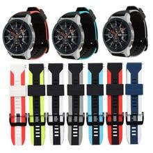Bracelet Sport en nylon pour montre, 22 20mm, pour Amzfit Bip Samsung Galaxy 42/46mm Gear S3