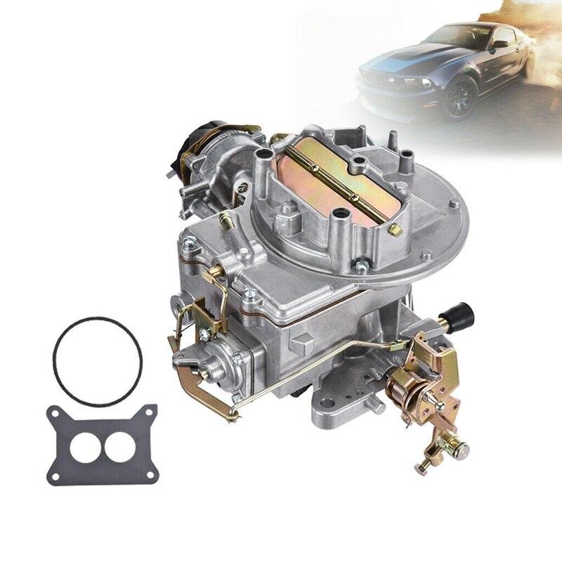 Otomobiller ve Motosikletler'ten Karbüratörler'de 2 varil motor karbüratör Carb Ford F 100 F 350 Mustang 2150 title=