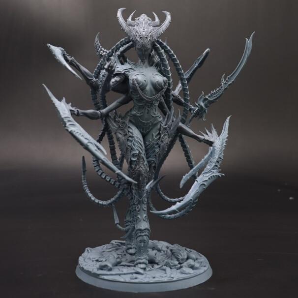New Arrival Resin Model Devil