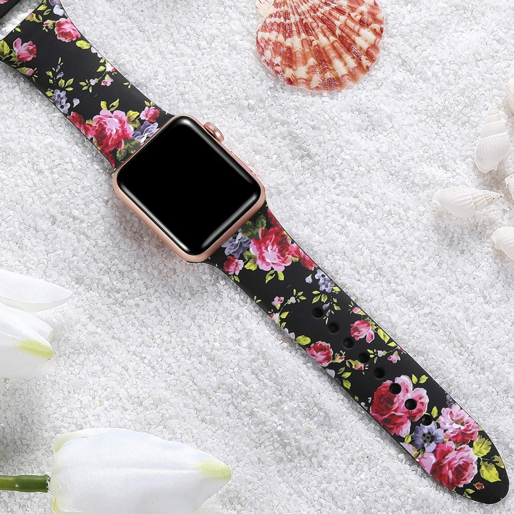 Floral Band for Apple Watch 353
