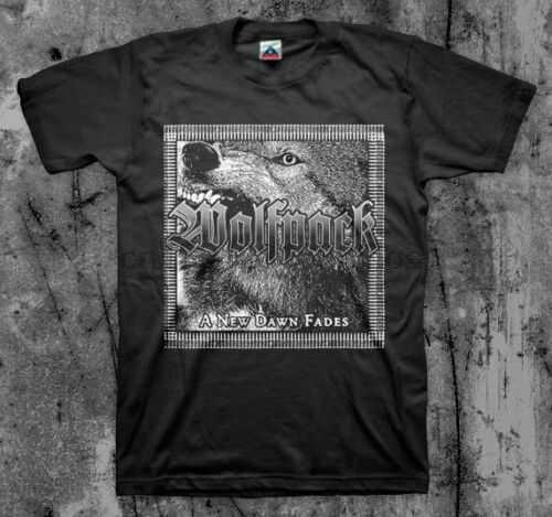 Wolfpack 'new Dawn fads' t-shirt (décharge dépeur Skit système victimes) 2019 nouveauté marque-vêtements mode