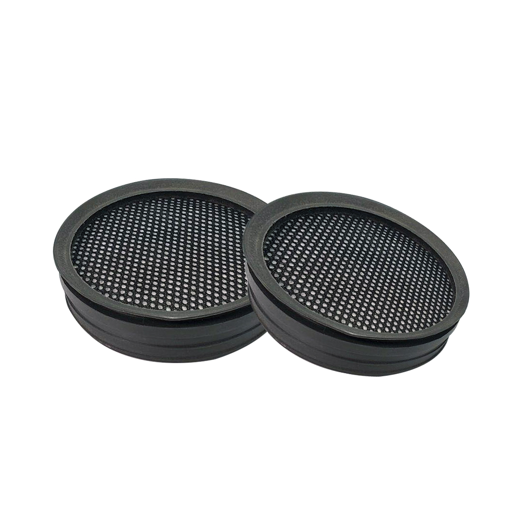 2 Pçs/lote filtro HEPA Substituição para Philips FC8009/81 FC6723 FC6724 FC6725 FC6726 FC6727 FC6728 FC6729 vácuo Peças mais limpas