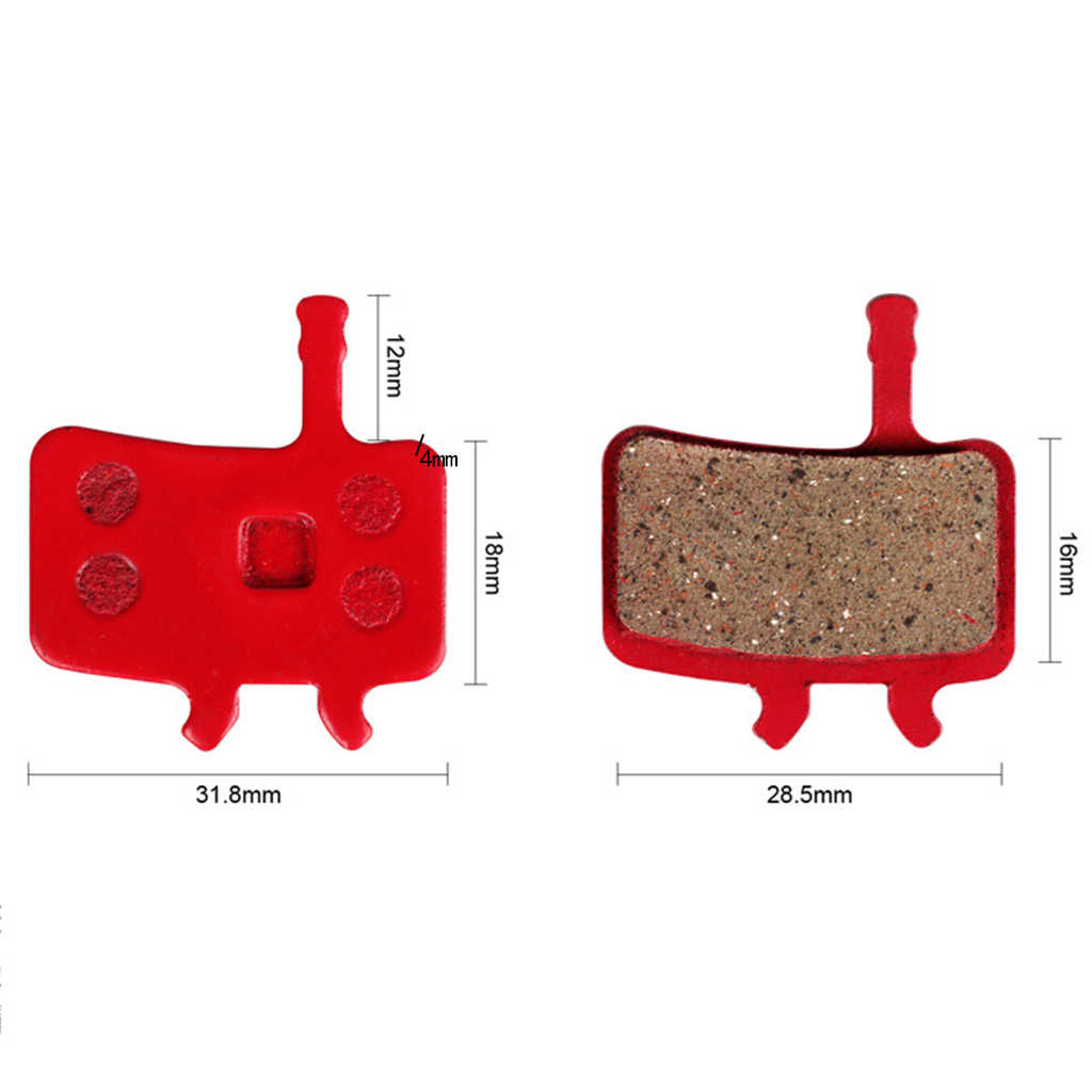 Pastillas de freno de disco de bicicleta de montaña, para Avid BB7 Juicy 3/5/7, MTB