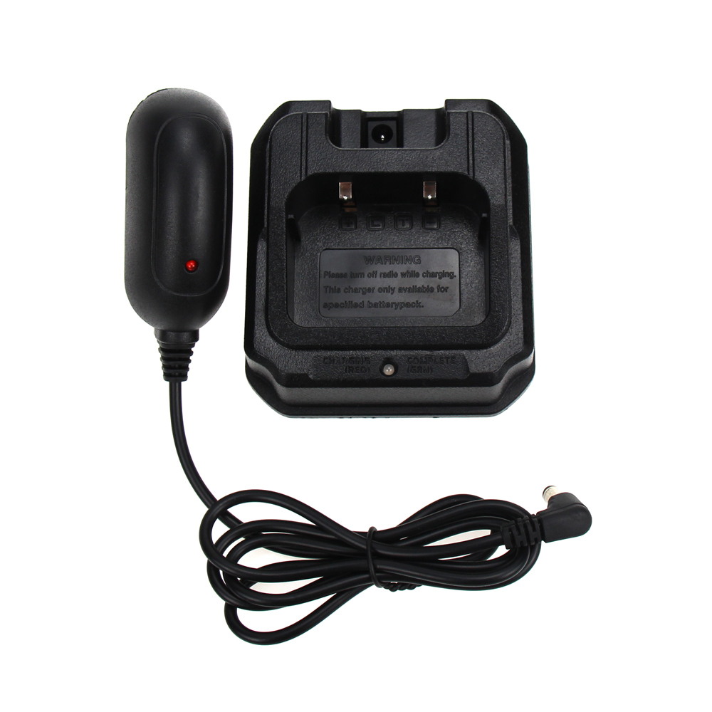 CHR-9700 Desktop Charger For Baofeng UV-9R Plus BF-A58 BF-R760 BF-9700 Walkie Talkie