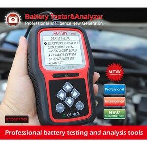 Car Battery Tester 12V 24 Volt