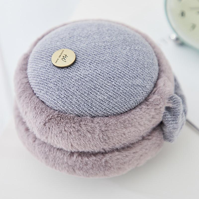 2018 Unisex New Cute Foldable Colorful Earmuffs Earwarmers Ear Muffs Earlap Winter -80