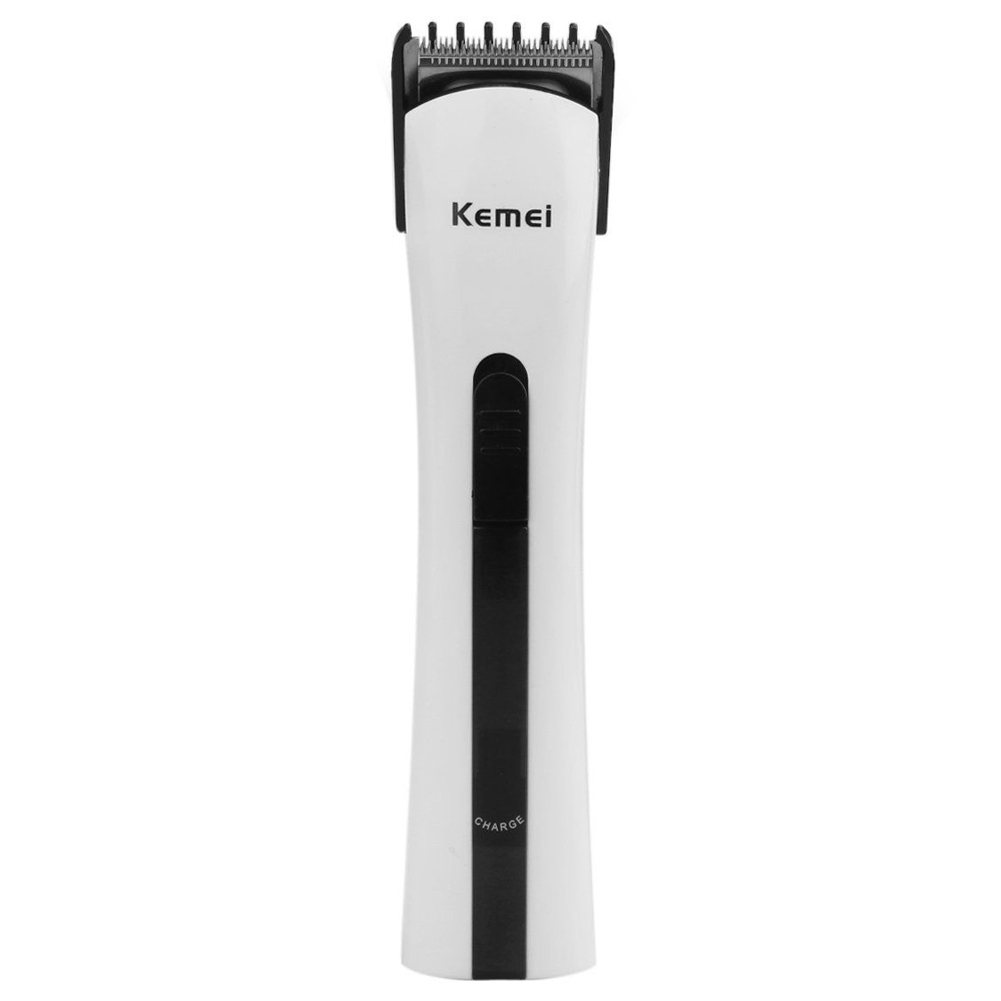 Kemei Rechargeable Razor Hair Trimmer Hair Clipper USB Haircut Cutter Machine Hair Children Adult Hair Clipper For Men Hairdress