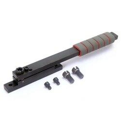 Promocja! Maszyna do gięcia drutu instrukcja drut narzędzie do zginania Bar urządzenie do gięcia 6Mm metalowe urządzenie do gięcia