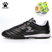 KELME Men Training TF Soccer Shoes Anti-Slippery Wearable Sport Shoes  Professional Futsal  Comfort Sneakers  871701