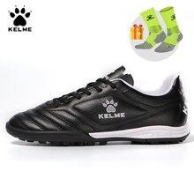 Kelme мужская тренировочная tf футбольная обувь противоскользящая
