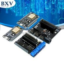 Esp8266 ch340g nodemcu v3 lua sem fio wifi módulo conector esp32 placa de desenvolvimento esp12e micro usb esp8266 cp2102 baseado l293d