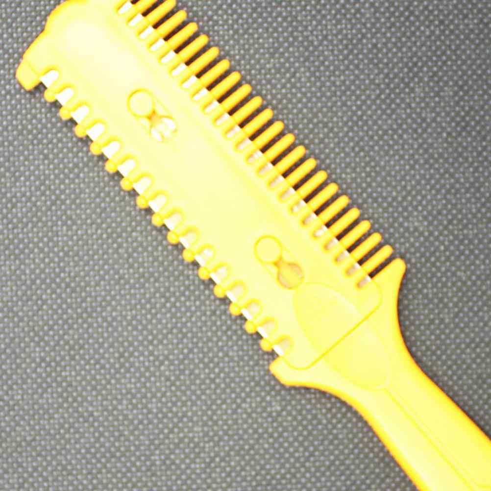 헤어 컷 스타일링 이발사 가위 면도기 매직 블레이드 빗 미용 도구 키트 1 pcs 최고 품질의 헤어 가위