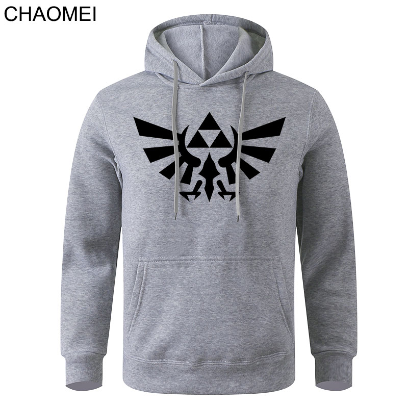 Legend Of Zelda Hoodies Men Women Children Sweatshirt Fashion Casual Streetwear Clothes Streetwear Printed Pullover Hoody C155