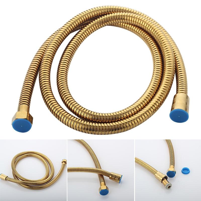 Flexible Shower Hose Stainless Steel Replacement Shower Hose for Shower Head/Bidet Handheld Sprayer HY99