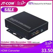 Convertidor de vídeo para cámara CCTV, compatible con reconocimiento automático 4K, 8MP, 5MP, 4MP, 3MP, 1080P, AHD, CVI, CVBS a HDMI
