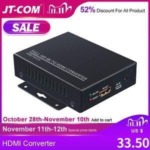 Image 1 - Convertidor de vídeo para cámara CCTV, compatible con reconocimiento automático 4K, 8MP, 5MP, 4MP, 3MP, 1080P, AHD, CVI, CVBS a HDMI