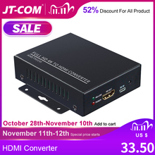 Full HD SUpport Auto Recognition 4K 8MP 5MP 4MP 3MP 1080P AHD CVI TVI CVBS to HDMI Converter For CCTV Camera Video Convert