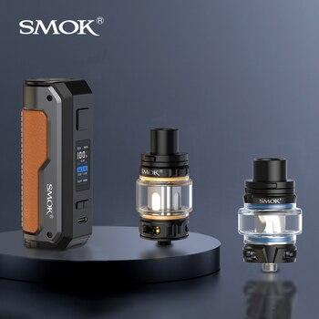 SMOK Fortis – Kit de Cigarette électronique 80W, avec Mini réservoir de 6.5ml TFV18, Mini maille 0,2ohm, bobine