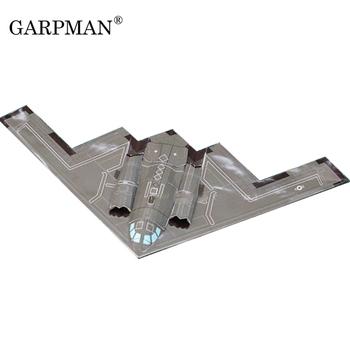 Model papierowy amerykański bombowiec strategiczny B2 majsterkowanie papierowy Model papieru składanego tanie i dobre opinie GRAPMAN Other Aircraft need buyer to handmade 14Y Fantasy i sci-fi Zawodów