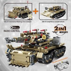 KAZI оригинальный электрический строительный блок с дистанционным управлением, технология сборки автомобиля, развивающие игрушки, модель де...