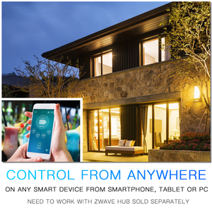 Image 4 - NEO COOLCAM 3CH Z wave Plus Wall Light Switch 3 Gang Home Automation Wall Light Switch Touch Control EU 868.4MHZ