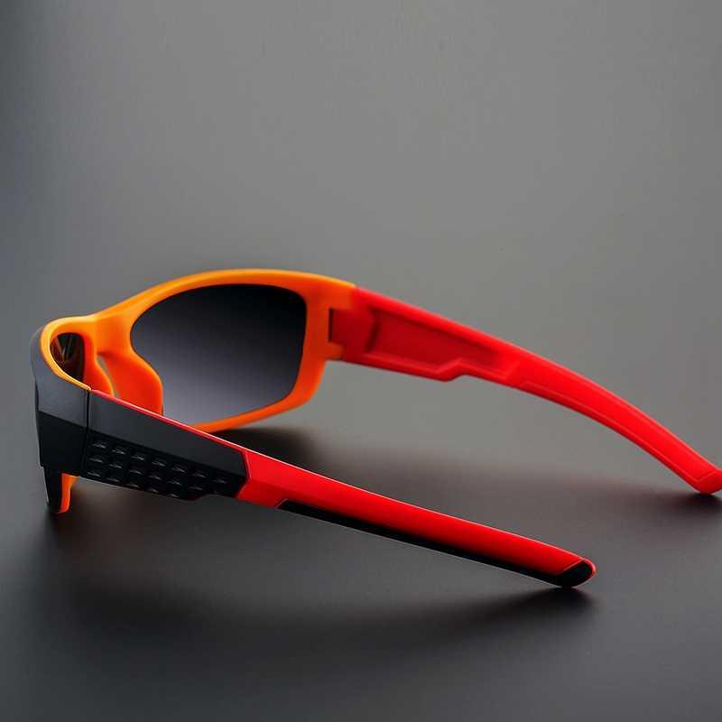 Hot hg-hommes lunettes de soleil polarisées voyage lunettes de soleil hommes mode conduite lunettes en plein air équitation lunettes