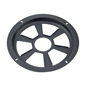 Image 4 - Ghxamp 8 Inch Grill Mesh Auto Subwoofer Beschermende Cover Voor Auto Woofer Audio Zwart Ijzer Mat 1 Pc