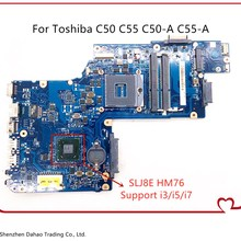 H000061920 H000061930 For Toshiba C50 C55 C50-A C55-A Laptop Motherboard With SLJ8E HM76 DDR3 100% Fully Tested