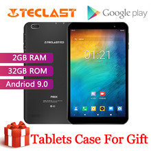 Teclast P80X 4G Tablet Android 9.0 Netbook Phablet Tablets 8 inch 1280 x 800 SC9863A Octa Core 2GB RAM 32GB ROM GPS Dual Camera
