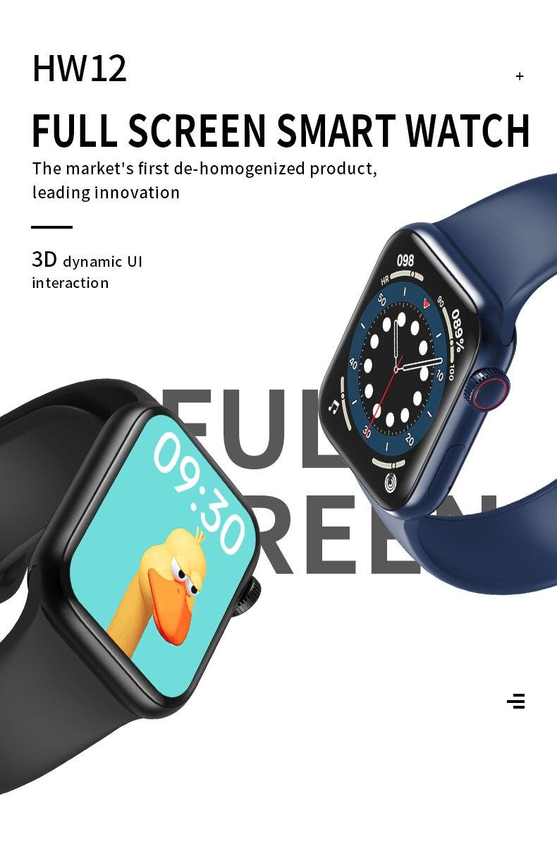 HW12 Smart Watch  4
