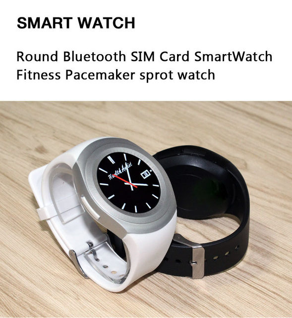 smart watch men android with touch screen y1 sim card  smartwatch  clock with whatsapp Facebook fitness tracker pk v8