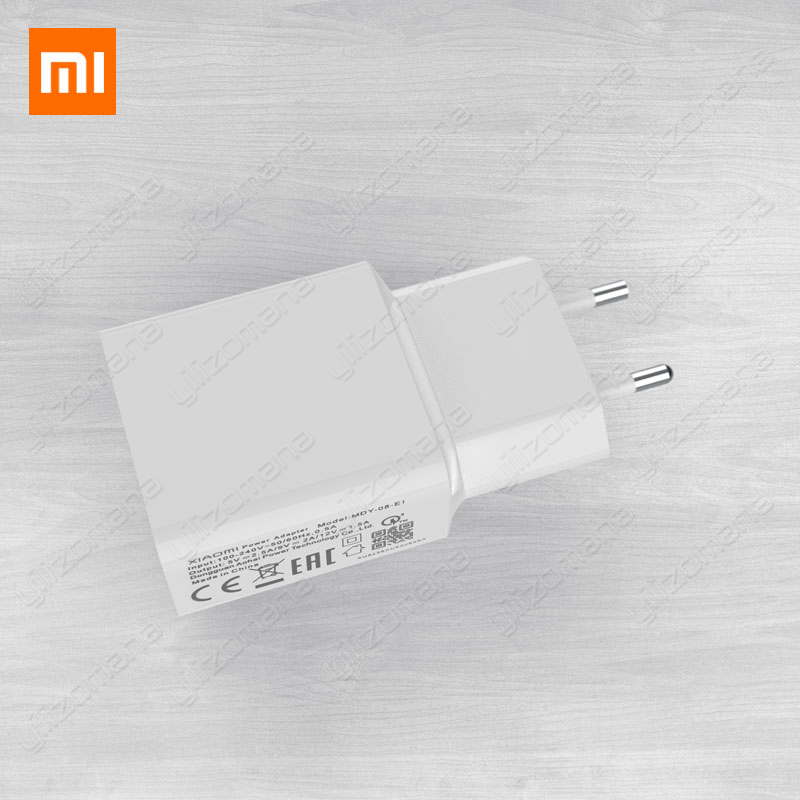 Image 4 - Xiaomi Original Charger 2.5A 9V/2A EU Quick Fast QC 3.0 Type C USB Data Cable Travel Charging Adapter For Mi 5 6 8 Redmi Note 7-in Mobile Phone Chargers from Cellphones & Telecommunications