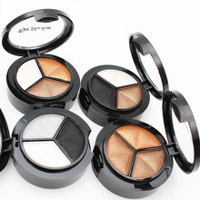 Cosmetics-Set Eyeshadow-Palette Makeup Matte Shimmer Glitter Professional Waterproof