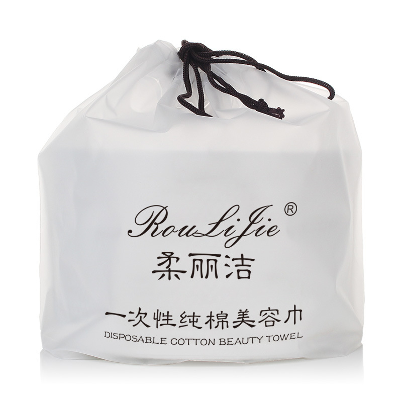 Cleansing Towel Female Disposable Face Towel Cotton Non-woven Beauty Towel Soft Towel Roll Wipe Face Towel Cotton
