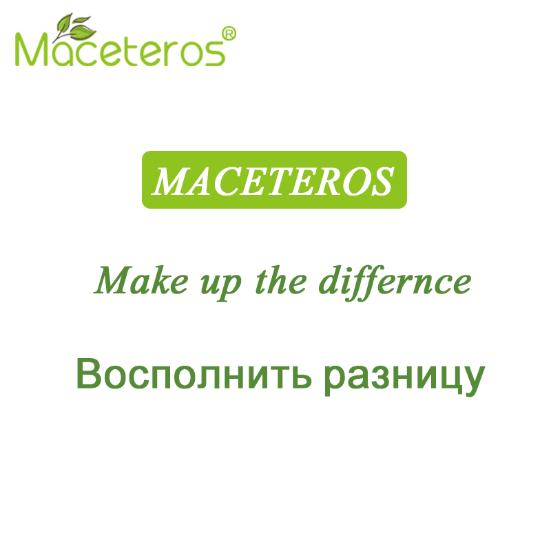 MACETEROS  Make Up The Difference