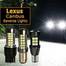 Ampoule Canbus de voiture pour lexus is250 rx330 300 gs300 gx470 CT200h LX470 LS430 IS350 ES T15 W16W W21W ba15s p21w