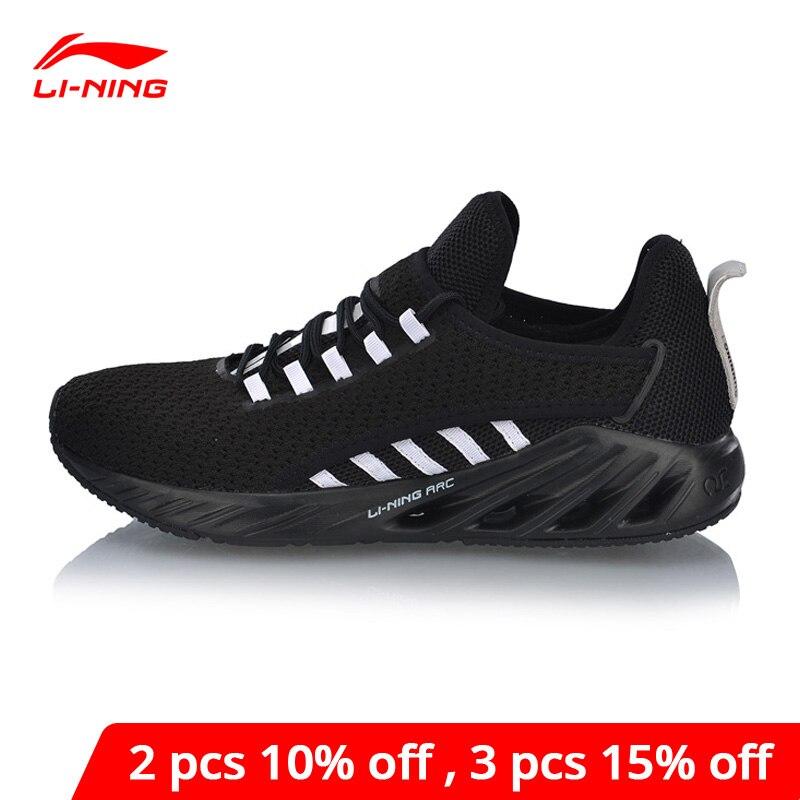 Li-Ning Men LN-ARC 2019 Cushion Running Shoes Light Weight Breathable LiNing Li Ning Comfort Sport Shoes Sneakers ARHP017 XYP873