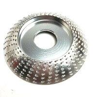 85x22mm rebarbadora de ângulo de madeira lixamento moldar roda aço arco tipo disco rotativo ferramentas acessórios|Esmeril|Ferramenta -