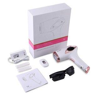 Image 5 - MLAY T4 depilacja laserowa ICE Cold IPL depilator permanentny Depilador laserowy depilator do okolic Bikini elektryczne odmładzanie zdjęć