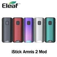 Eleaf-cigarrillo electrónico iStick Amnis 2 Mod, Original, 23W, con batería de 1100mAh, vaporizador, compatible con GTiO GS Drive, tanque de Vapor