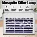Светодиодный светильник с электрической розеткой от комаров, лампа от комаров, мух-убийца, Zapper, насекомых, физическая ловушка, Ночной светил...