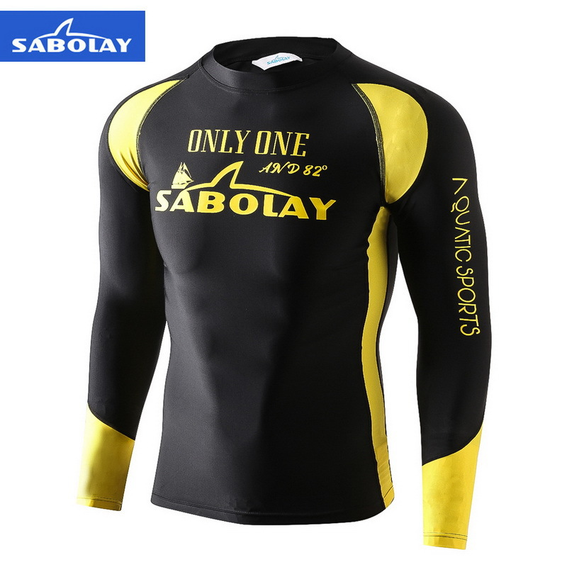 Sabolay New Style Couples Quick-Dry Shipped Outdoor Tight Diving Suit AliExpress Ql6724