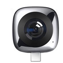 Huawei – caméra vidéo panoramique 3D, mouvement en direct, objectif grand Angle, HD VR, téléphone portable, Sports extérieurs, 360