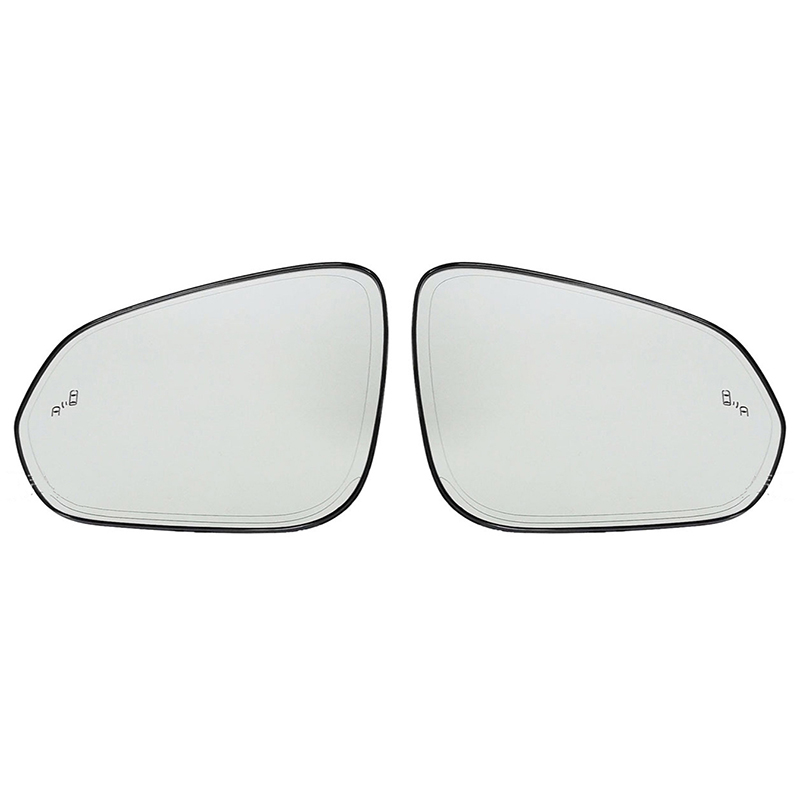 Wide Angle Replacement Heated Blind Spot Warning Wing Rear Mirror Glass For LEXUS RX NX NX200t RX350 NX300h RX450h 2015-2020