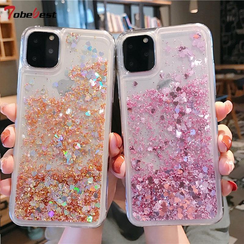 cover iphone glitter