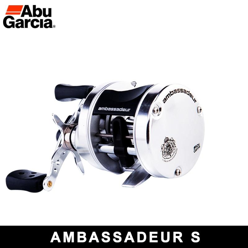 Abu Garcia Black Max,Silver Max Pro Super Tune Kit Bearings /& Carbon Drags K28